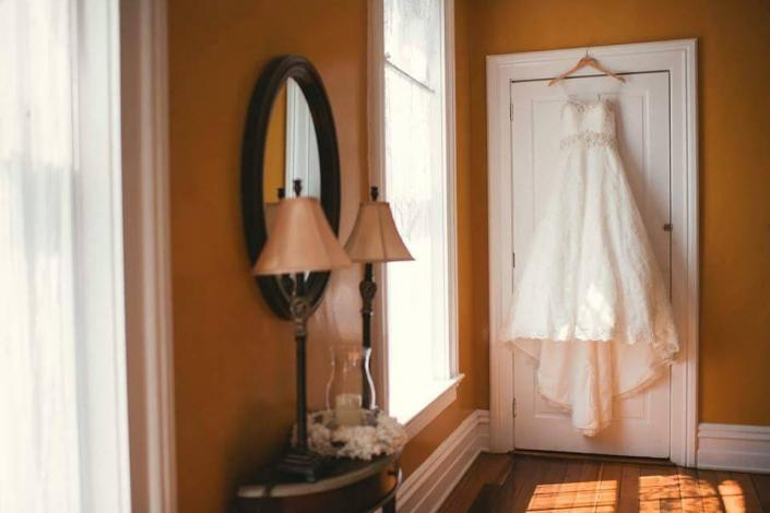 You can count on Terri at Terri's Catering At The Glen Willis House to arrive early to ensure all the details are handled. We want to greet you and help you get ready for your wedding day.