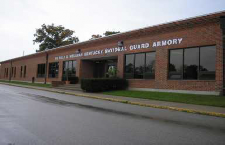Have a blast for your event at the National Guard Armory!