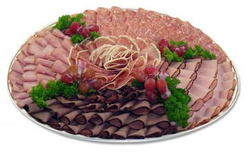 Pick and taste from our impressive meat trays!